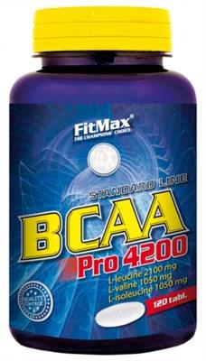 FitMax - BCAA 4200 (120таб) - фото 6861