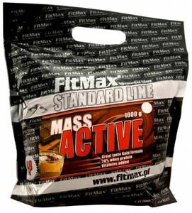 FitMax - Mass Active 20 (1000гр) - фото 6866