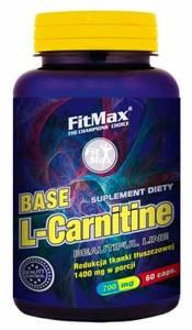 FitMax - Base L-Carnitine (60капс) - фото 6875