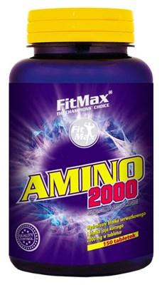 FitMax - Amino 2000 (150таб) - фото 6877