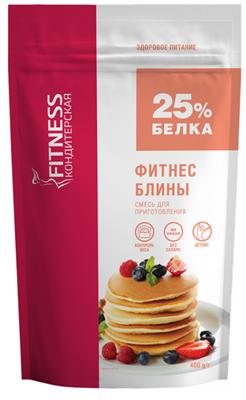 Fitness Кондитерская - Фитнес блины (400 гр) - фото 6901