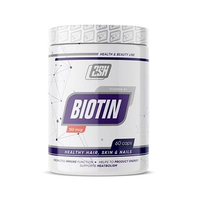 2SN Biotin 150mcg (60капс) - фото 6910