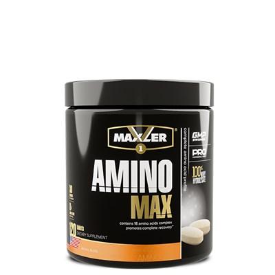 Maxler Amino Max Hydrolysate (120таб) - фото 6917