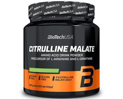 BioTech USA Citrulline Malate (300гр) - фото 6978