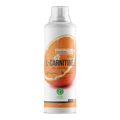 Nature Foods L-carnitine concentrate (500мл) - фото 6982