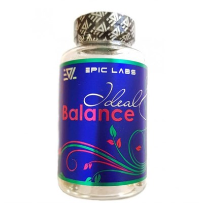 Epic Labs IDEAL Balance 60 caps - фото 7022