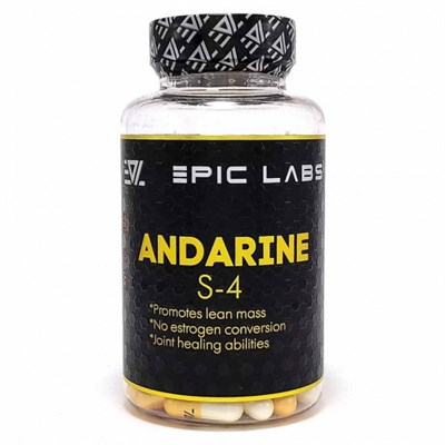 Epic Labs S-4 ANDARINE (90капс) - фото 7032