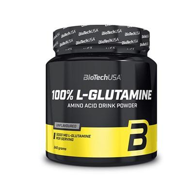 BioTech USA L-Glutamine (240гр) - фото 7044