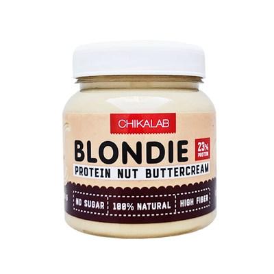 ChikaLab Blondie Паста белая с кешью (250гр) - фото 7046