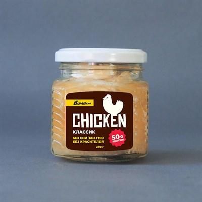 BOMBBAR Филе куриной грудки (250гр) - фото 7057