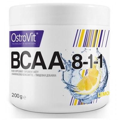 OstroVit - BCAA 8-1-1 (200гр) - фото 7531