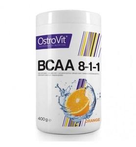 OstroVit - BCAA 8-1-1 (400гр) - фото 7538