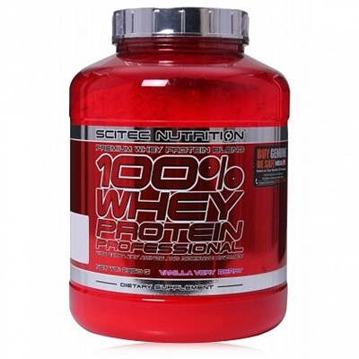 Scitec Nutrition - Whey Protein Professional (2350гр) - фото 7739