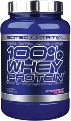 Scitec Nutrition - Whey Protein (920гр) - фото 7740