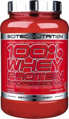 Scitec Nutrition - Whey Protein Professional (920гр) - фото 7741