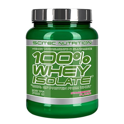 Scitec Nutrition - Whey Isolate (700гр) - фото 7742