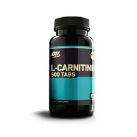 Optimum Nutrition L-Carnitine 500mg (60таб)