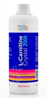LIQUID & LIQUID - L-Carnitine Crystal 2500 (1000мл)