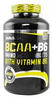 BioTech USA BCAA+B6 (340таб)