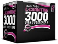 BioTech USA L-Carnitine Ampule 3000 (20амп)