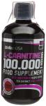 BioTech USA Liquid L-Carnitine 100000 mg (500мл)