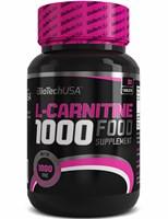 BioTech USA L-Carnitine 1000 (30таб)