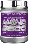 Scitec Nutrition Amino 5600 (200таб)