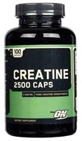 Optimum Nutrition Creatine 2500 Caps (100капс)