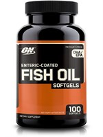 Optimum Nutrition Fish Oil Softgels (100капс)