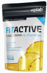 VP Laboratory FitActive Fitness Drink + L-Carnitine (500гр)