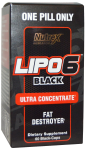 Nutrex Lipo-6 Black Ultra Concentrate (60капс)