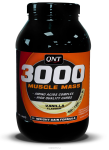 QNT Muscle Mass 3000 (1300гр)