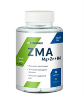 CyberMass - ZMA Mg+Zn+B6 (90капс)