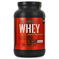Muscle Rush Whey (1015гр)