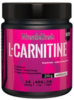Muscle Rush L-Carnitine for Women (250гр)