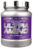 Scitec Nutrition Ultra Amino (500капс)