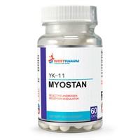 WESTPHARM Myostan 5mg (YK-11) (60капс)