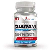 WESTPHARM Guarana 500mg (60капс)