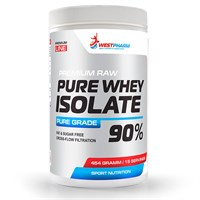 WESTPHARM Pure Whey Isolate 90% (454g)