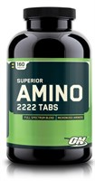 Optimum Nutrition Super Amino 2222 (160таб)