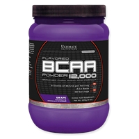Ultimate Nutrition BCAA 12000 Powder (228гр)