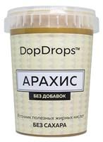 DopDrops Паста Арахис (без добавок) (1000гр)