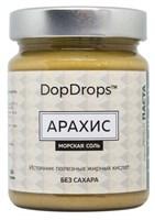 DopDrops Паста Арахис стекло (морская соль) (265гр)