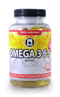 aTech Nutrition - Omega 3-6-9 (90гел.капс)