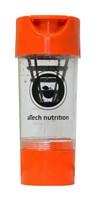 aTech Nutrition Шейкер с контейнером (600мл)