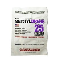 Cloma Pharma - Methyldrene Elite (1 порция) пробник