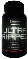 Ultimate Nutrition Ultra Ripped (2капс)