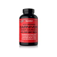 MuscleMeds Carnivor Beef Aminos (300таб)