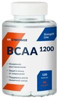 CyberMass - BCAA 1200 (120капс)