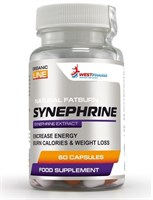 WESTPHARM Synephrine Extract 120mg (60капс)